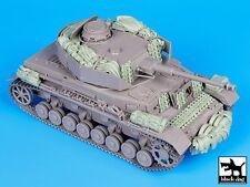 Black Dog 1/35 German Panzer IV Ausf.J Tank Accessories Set WWII (Dragon) T35087