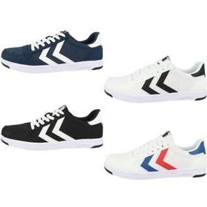 Hummel Stadil Light Canvas Unisex Sneaker low verschiedene Farben Turnschuhe