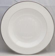 Waterford Lismore Platinum Large Rim Soup Bowl