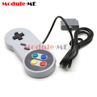 FASHION 16 Bit Controller for Super Nintendo SNES System Console Control Pad MO