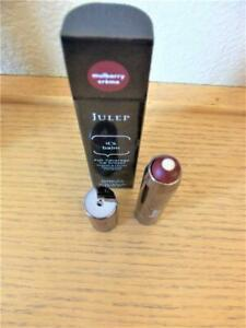 "JULEP IT'S BALM  Full Coverage Lip Crayon "" Mulberry Creme"" New Boxed"
