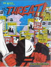 Threat! #1 VF; Fantagraphics | save on shipping - details inside
