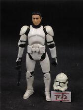 Star Wars loose figure Tr82 A8 storm trooper Helmet removeable