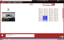 Diagbox 7.65/7.83 + 8.17 + 8.55 for Lexia 3 Peugeot Citroen. Downloadable links!