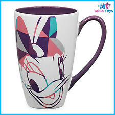 Disney Daisy Duck Shapes Ceramic Hot Beverage Mug brand new