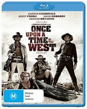 Once Upon A Time In The West (Blu-ray, 2011)