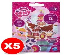 My Little Pony Friendship is Magic Wave 15B, Five Blind Bags. New & Sealed