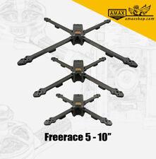 AMAXinno Freerace 5 7 10 Zoll Ture X Rahmen Frame FPV Racing Drone Long Range
