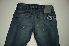 EUC - AS NEW - RRP $379- Womens G-Star Raw 'ROYCE SKINNY POLICE EMBRO WMN' Jeans