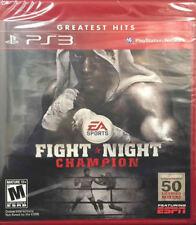 Fight Night Champion PS3 New Playstation 3