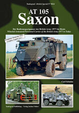 TANKOGRAD 9024 AT 105 SAXON WHEELED ARMOURED PERSONNEL CARRIER OF THE BRITISH AR