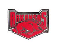 University of Arkansas Razorbacks NCAA Logo Pin