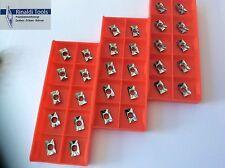 30 x Wendeplatten APKT 1003PDFR-AL K10 Poliert für ALU  NEU!! Mit Rechnung!!