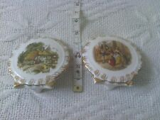 2 Liverpool Road Pottery Ltd Fine Bone China Pocket vases reg number 925554