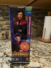 MARVEL INFINITY WAR TITAN HERO SERIES DOCTOR STRANGE WITH TITAN HERO POWER