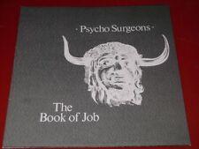 "Psycho Surgeons:   Book Of Job   1988   Near Mint  7"""