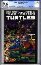 TEENAGE MUTANT NINJA TURTLES 9 CGC 9.6 (1st print, Mirage Studios) Kevin Eastman