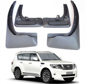 OEM NEW Splash Guards Mud Flaps For 2011-2019 Nissan Armada Platinum Patrol Y62