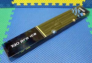 Okuma Trio Pro Ice Kit 2-Piece 3-Tip Powers With PVC Travel Bag TRP-S-ICE-1