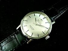OMEGA SEAMASTER DE VILLE CAL 552 AUTOMATIC 24J SWISS WATCH, GENTS, VTAGE 1960