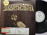 Rock Promo Lp Heartsfield Colletors Item On Columbia (Promo)