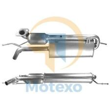 Catalytic Converter SMART FORTWO 1.0i Turbo Coupe & Cabrio (M132.930) 1/07-