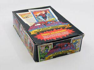 1990 Marvel Universe Series 1 UNOPENED BOX of 36 Sealed Packs - Impel