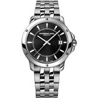 Raymond Weil  5591-ST-20001 Men's Tango Black Quartz Watch