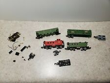 N Scale Freight Car and Parts Junk Lot