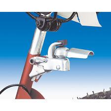 Anhängerkupplung Fahrrad Anhänger Kupplung für Fahrradanhänger Bike