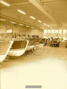Riva Boot, Ariston, Werkstatt Lager Storage Leinwand Foto Geschenk
