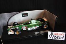 Hot Wheels Jaguar Racing R2 2001 1:18 #18 Eddie Irvine (GBR)
