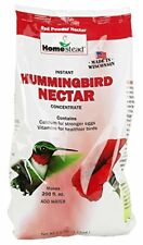 Homestead 4302 2.5-Pound Red Powder Sugar Concentrate Hummingbird Nectar