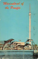 Postcard Marineland Of The Pacific Portuguese Bend California