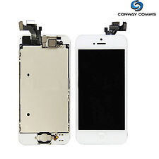 NEW Apple iPhone 5 WHITE ORIGINAL QUALITY replacement screen - FULL Assembly