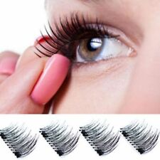 UK Magnetic Eyelashes Handmade Reusable False Magnet Eye Lashes Extension