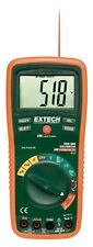 Extech AutoRanging True RMS MultiMeter with InfraRed Thermometer EX470