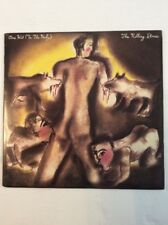 """THE ROLLING STONES ONE HIT TO THE BODY 12"""" Vinyl EP US 44-05388 VG+/EX 1A/1B"""