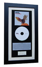 SNOW PATROL Fallen Empires CLASSIC CD Album TOP QUALITY FRAMED+FAST GLOBAL SHIP
