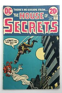 Vintage 1973 House Of Secrets Number 104 DC Comic Book P984