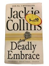 Deadly Embrace - Jackie Collins - Paperback