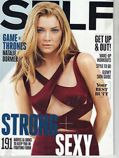 SELF April 2015 NATALIE DORMER (Game of Thrones) Cover