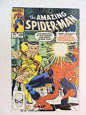 THE AMAZING SPIDER-MAN #246 Marvel Comic Book (NM) Romita Jr. & Sr.
