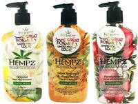 Hempz ORIGINAL SWEET PINEAPPLE POMEGRANATE Body Moisturizer Lotion SUMMER EDIT