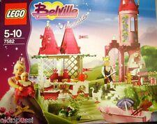 Lego 7582 Belville real verano castillo Fairytales-nuevo