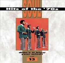 Soul Hits of the 70s: Didn't It Blow Your Mind!, Vol. 13 by Various Artists CD