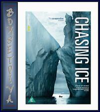 CHASING ICE - James Balog  **BRAND NEW DVD **