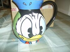Disney Porcelain Donald Duck Vase/Pitcher Only 250 worldwide