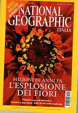 NATIONAL GEOGRAPHIC ITALIA=LUGLIO 2002=L'ESPLOSIONE DEI FIORI=FILIPPINE=SOMALIA