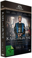 Karl der Große - Der TV-Dreiteiler - Fernsehjuwelen DVD (ähnl. Peter der Grosse)